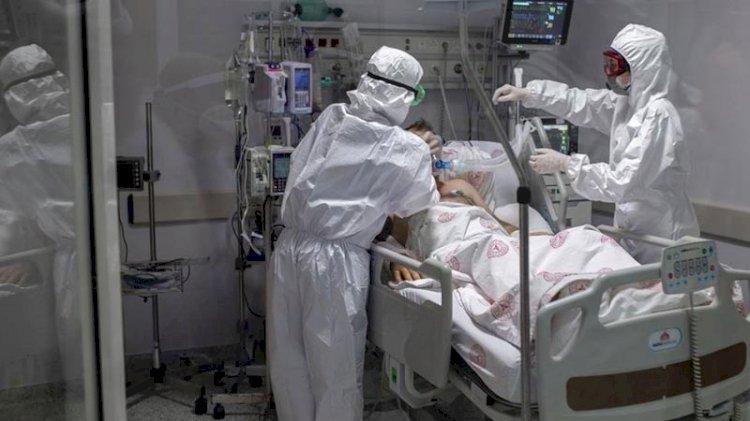 Hastanelerde son durum ne? Bakan Koca açıkladı...