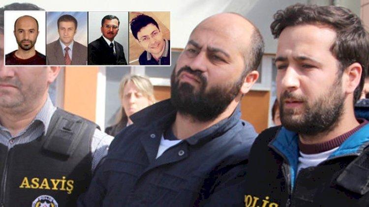 4 akademisyenin katili hakkında karar