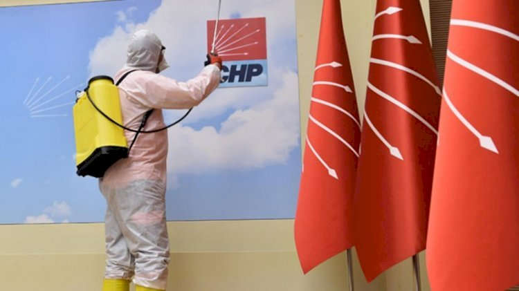 CHP İstanbul İl Başkanlığı faaliyetlerini durdurdu
