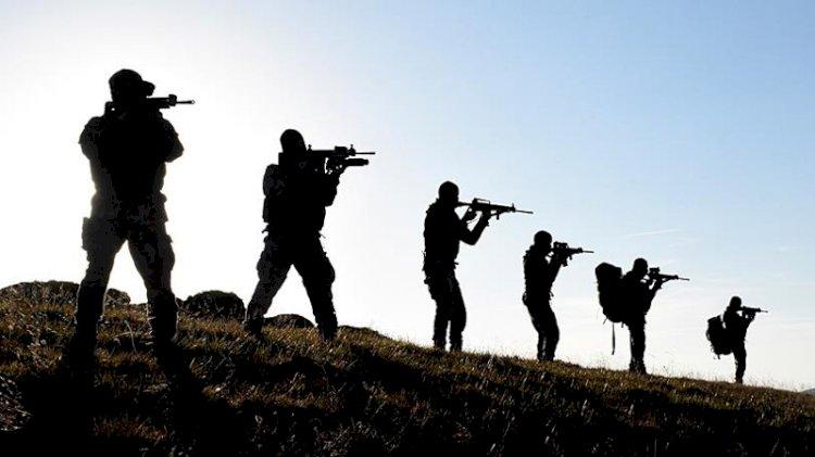 PKK'ya büyük darbe: 10 günde 118 terörist!