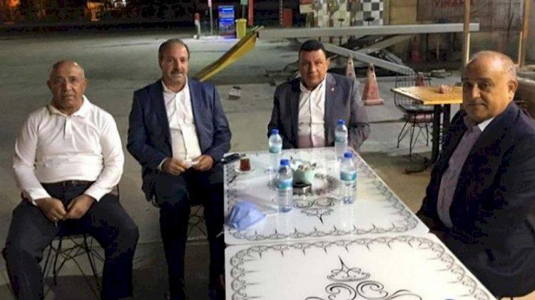AKP ve MHP'li vekilin kavgasını polis ayırdı