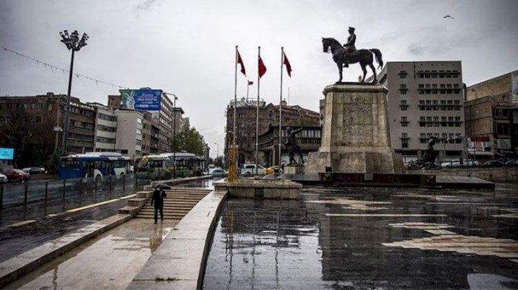 Ankara için sarı alarm uyarısı