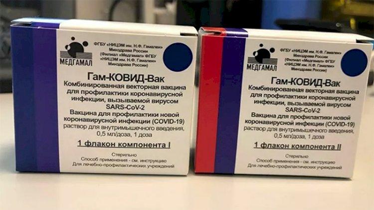 Rusya koronavirüs aşısını bütün ülkeye yollandı