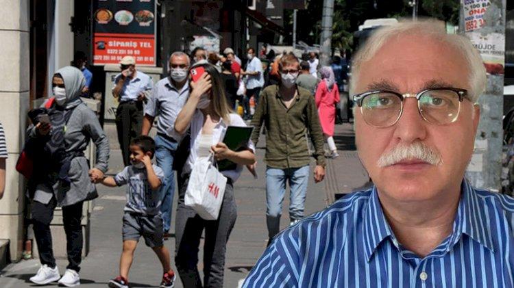 Bilim Kurulu Üyesi Özlü koronavirüs vakalarının patlama nedenini açıkladı