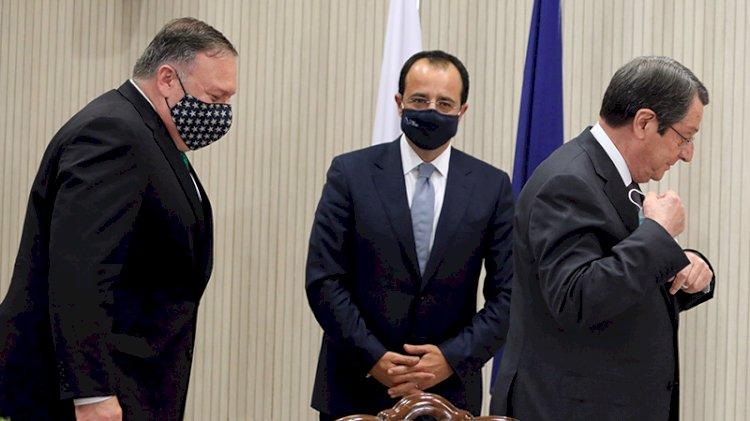Pompeo: Güney Kıbrıs ile ilişkimiz hiç bu kadar iyi olmamıştı