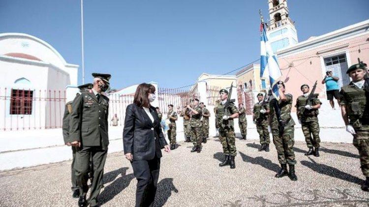 Yunanistan Cumhurbaşkanı'ndan 'savaş' çıkışı