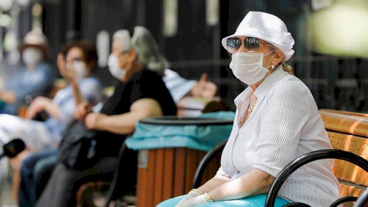 O ilde 65 yaş ve üzerine sokak kısıtlaması