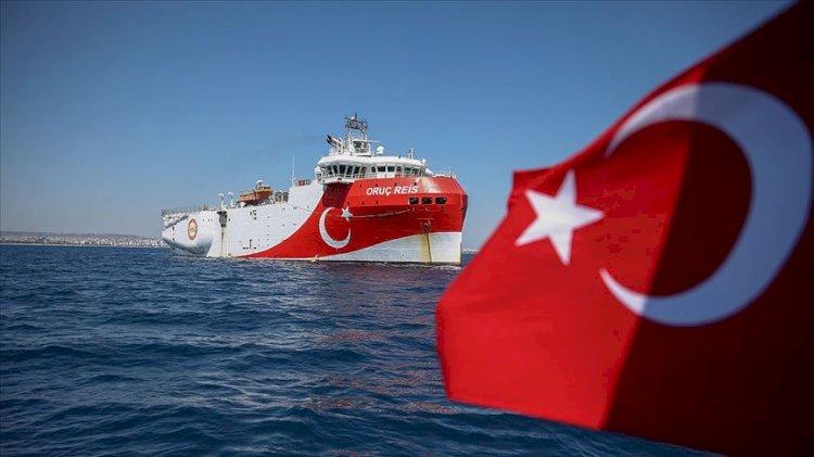 Neden limana çekildi? İki bakandan 'Oruç Reis' açıklaması