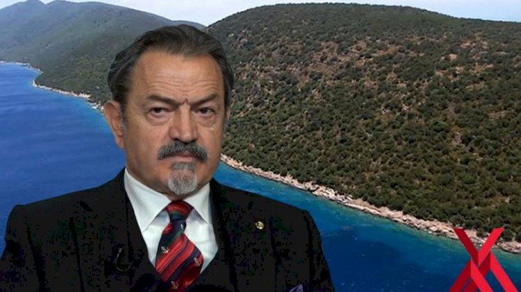 Açık denizde Türkiye'ye saldırı! Ali Deniz Kutluk: Almanya ve Yunanistan artık iki kere düşünsün