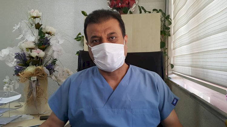 Koronavirüsü yenen doktor: Milyonlarca dikenin üzerinde yatıyor gibi canım acıyordu