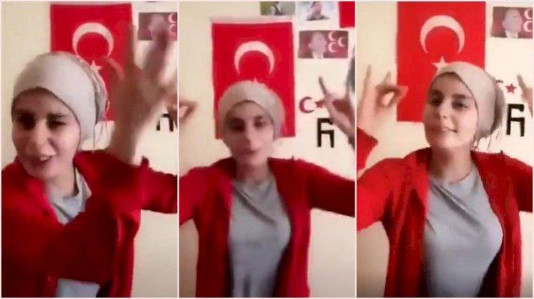 Sosyal medyada kışkırtmasız gün yok!  Tepki çeken video için 'ırkçı kadın tutuklansın' çağrısı