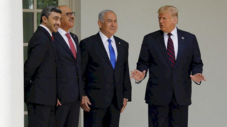 Normalleşme anlaşmasına tepki: Trump'ın sirkinde oynadılar