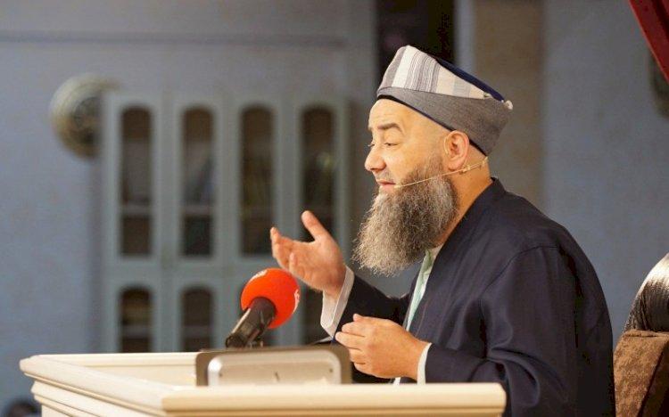 Cübbeli Ahmet'ten 'at eti' açıklaması