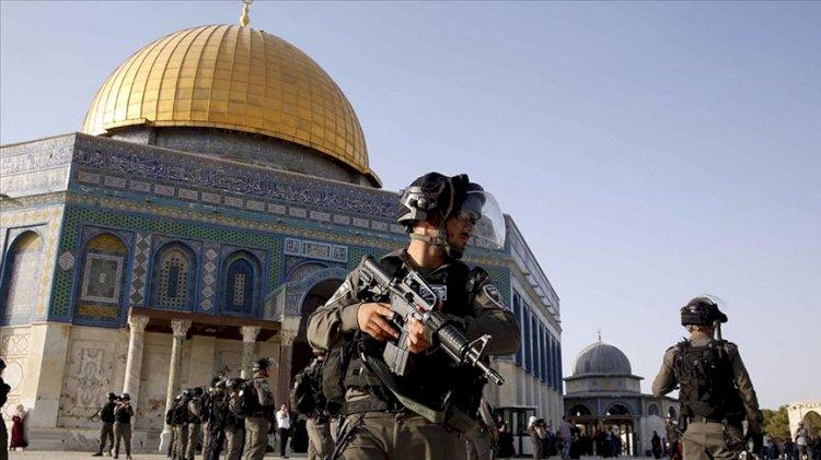 'Mescid-i Aksa'yı İsrail'e bıraktılar'