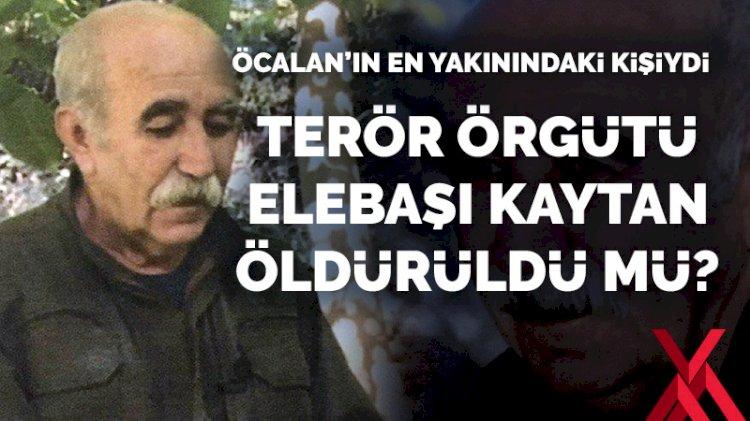 'Öcalan'ın en yakınındaki isim Ali Haydar Kaytan öldürüldü' iddiası….