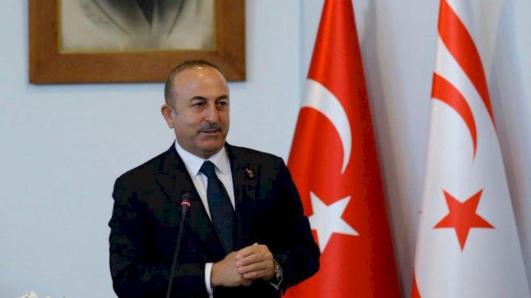 Çavuşoğlu Azerbaycanlı mevkidaşı ile görüştü