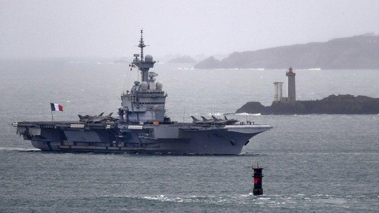 Fransız donanması mültecileri ölüme sürükledi