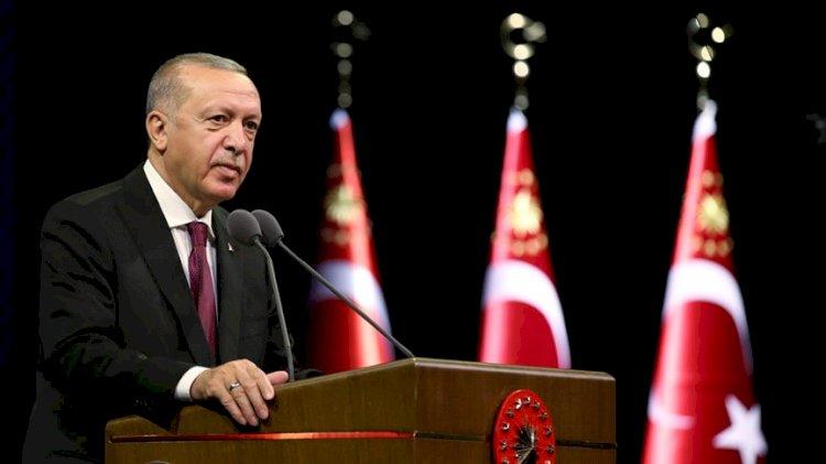Erdoğan'dan Doğu Akdeniz mesajı: Son günlerde...