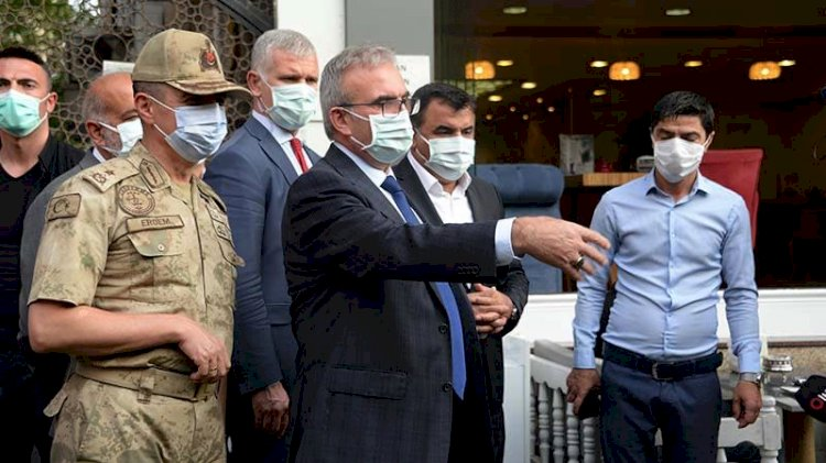 Diyarbakır Valisi: İzolasyonu ihlal etmek 'taksirle adam öldürme' suçudur