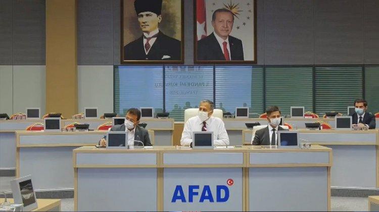 İstanbul'da 'kademeli mesai' toplantısı bitti