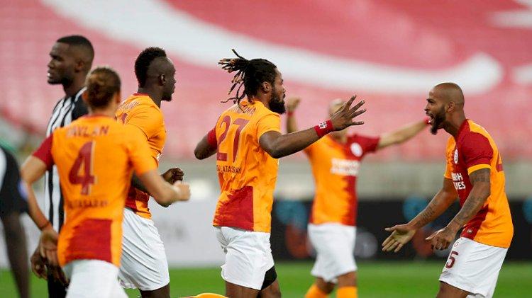Galatasaray Avrupa Ligi'nde bir üst turda
