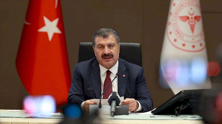 Sağlık Bakanı Koca İzmir'de... 1 ayda yüzde 42 artış var!