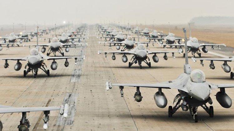 ABD, savaş jetlerini o ülkede konuşlandırdı