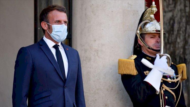 Macron'dan Türkçe tweet... 'Google translate'ten çevirip mi attı?'