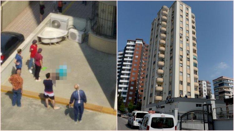 Feci ölüm: Cam silerken 11.kattan düştü