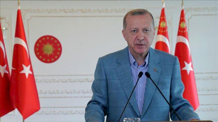 Erdoğan: Asırlık uyanışımızı önlemeye çalışıyorlar