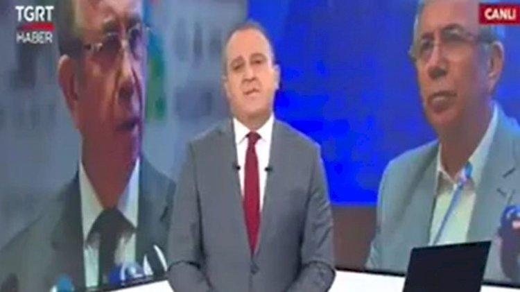 TGRT Haber'den şaşırtan Mansur Yavaş haberi