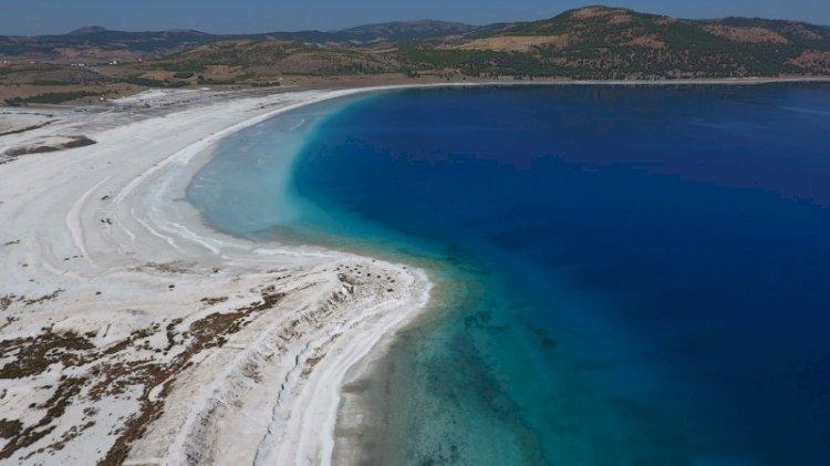 Salda Gölü imar planı onaylandı... Bakan Kurum tepkilere ne dedi?