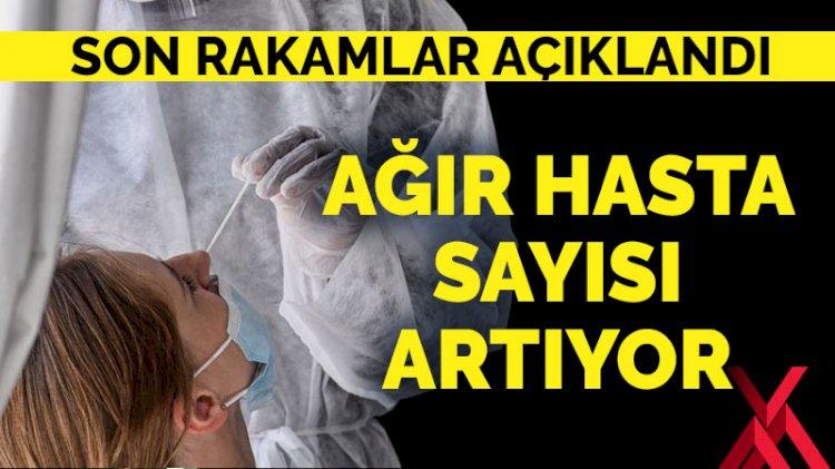 19 Eylül Türkiye'de koronavirüs tablosu açıklandı