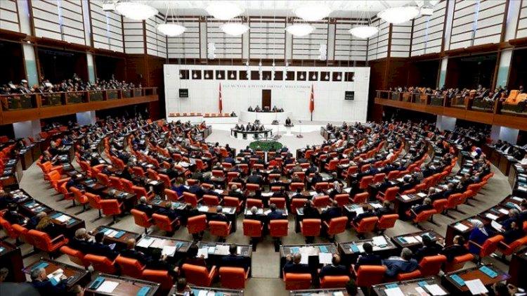 AKP, CHP, MHP ve İYİ Parti'den ortak Macron açıklaması