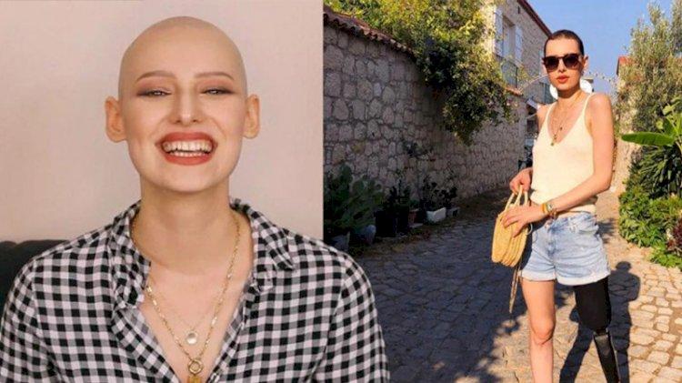 Kanserle mücadelenin simgesi Neslican Tay ölümünün yıl dönümünde anılıyor