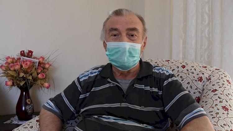Aylarca evine kimseyi almamıştı! Koronavirüse yakalanınca şoke oldu...