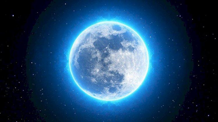 NASA'dan açıklama: Mavi Dolunay ne zaman gözlenecek?