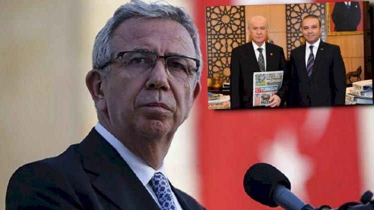 Bahçeli'nin danışmanından ilginç Mansur Yavaş iddiası: İstifa edecek!
