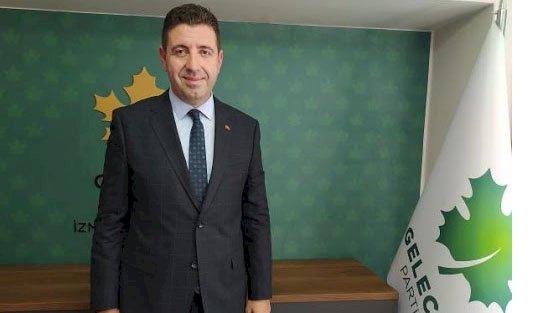 Gelecek Partisi'nin il başkanı İzmirlilere seslendi: Beni alkol içenlerle aynı masada görebilirsiniz