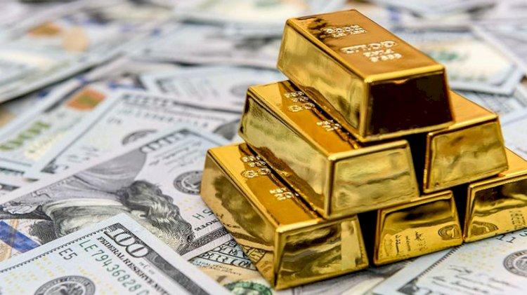 Dolar rekor kırdı, gram altın düştü