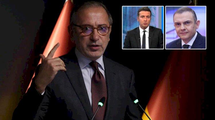 Fatih Altaylı'nın '500 bin TL maaş alıyor' iddiasına Ersin Düzen'den sert sözler