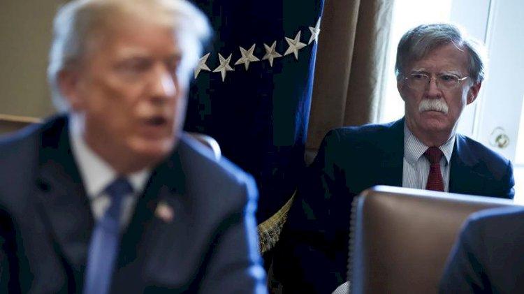 Trump'tan 'Bolton' yorumu: Bu aptalı dinleseydim 5. dünya savaşındaydık