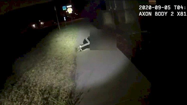 ABD'de polis şiddeti durmuyor... 13 yaşındaki otizmli çocuğa kurşun yağmuru