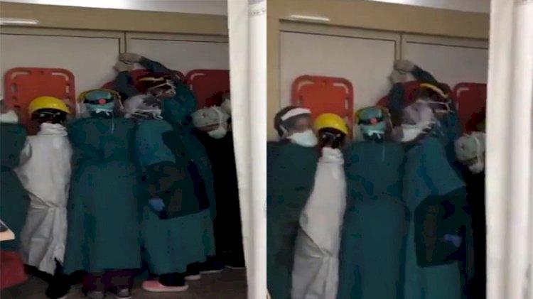 Ankara'da sağlık çalışanlarına saldırıda yeni gelişme