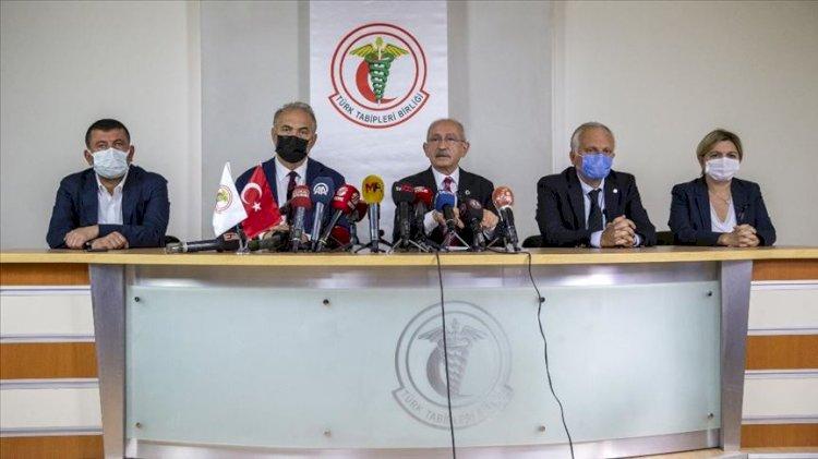 Kılıçdaroğlu'ndan Bahçeli'ye 'TTB' tepkisi: Hayatımda duyduğum en saçma şey