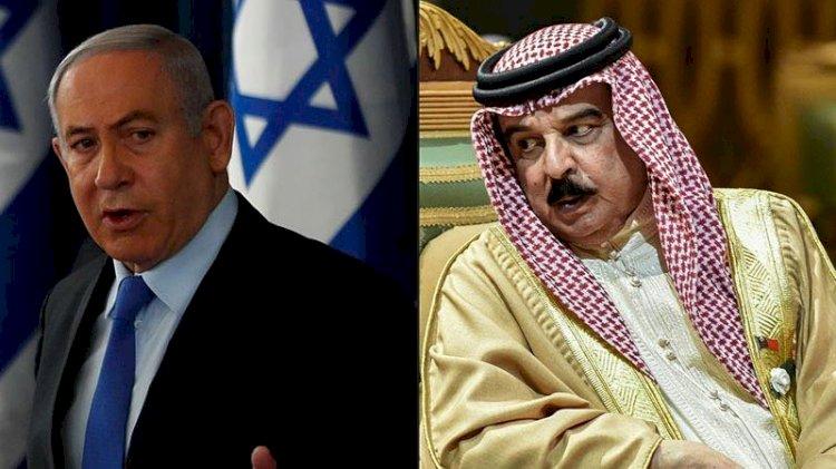 İsrail ve Bahreyn'den 'normalleşme' sonrası ilk görüşme