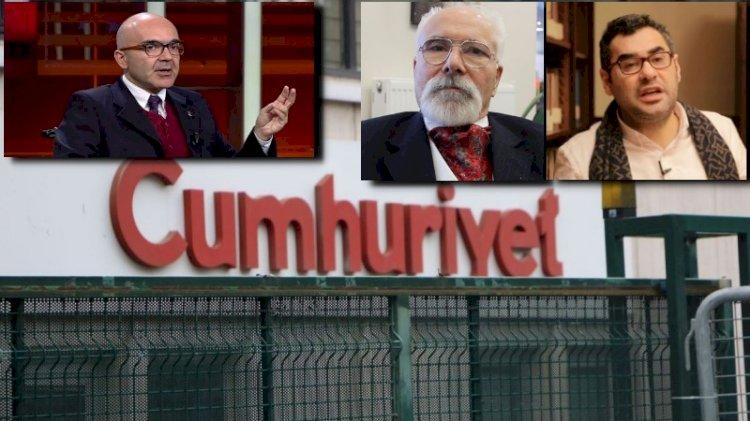 Cumhuriyet'te 'Atatürk' tartışması...  Atatürkçülük tarifi yapan 'sol liberallere': Hiç utanmıyorlar!