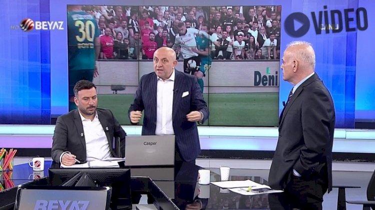 Sinan Engin ve Ahmet Çakar o gece Beyaz Tv önünden nasıl kaçtı?