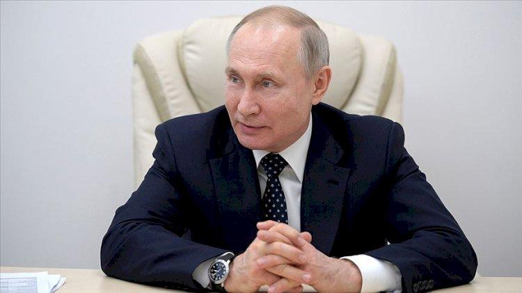 Putin'den nükleer santral tepkisi: Odunla mı ısınacaksınız?