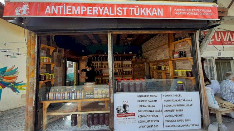 Demokrat turşu, komünist erişte... İşte Ankara'nın 'Antiemperyalist Tükkan'ı